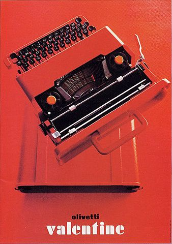 Olivetti-omg! This was my typewriter in school