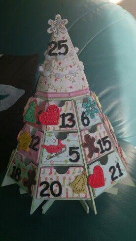 My Tando Advent calendar