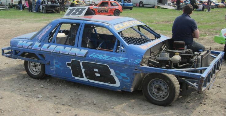 2lt Saloon Stock car
