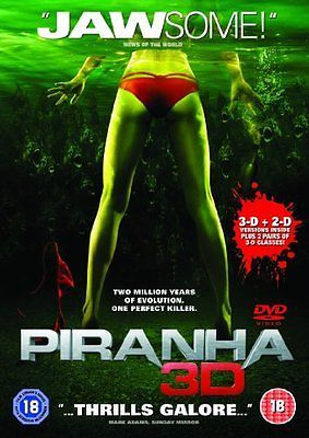 Piranha 3d  dvd elisabeth #shue, #jerry oconnell, ving rhames, #christopher lloyd,  View more on the LINK: 	http://www.zeppy.io/product/gb/2/301243673842/