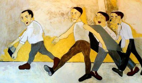 Morre o cultuado artista plástico pernambucano Rodolfo Mesquita | Viver: Diario de Pernambuco