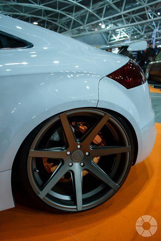 Audi TT RS 2009