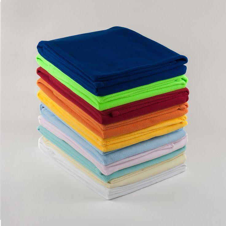 Junior Joy ® - 100% Cotton - Micro Fleece Blanket  Available in: Pram Micro Fleece Blanket (Code No. 6174), Cot Micro Fleece Blanket (Code No. 6175)