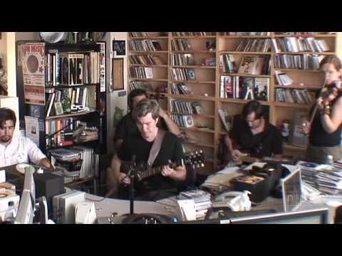 Bill Callahan: NPR Tiny Desk Concert - His voice has been somewhere in my music shuffle for decades now.