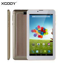 XGODY M706 7 дюймов 3 Г Планшетный ПК Телефонный Звонок Android MTK Dual Core 512 МБ RAM 4 ГБ ROM Wi-Fi OTG GPS 2.0MP Dual SIM GSM/WCDMA //Цена: $49.99 руб. & Бесплатная доставка //  #смартфоны #gadget