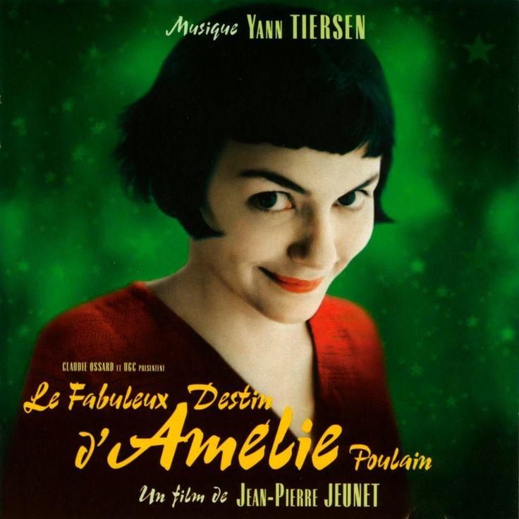Yann Tiersen / Le fabuleux destin d' Amélie Poulain OST (2001)
