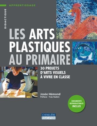 Les arts plastiques au primaire