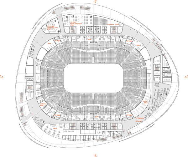 3XN ARKITEKT arena middle east - Google-haku