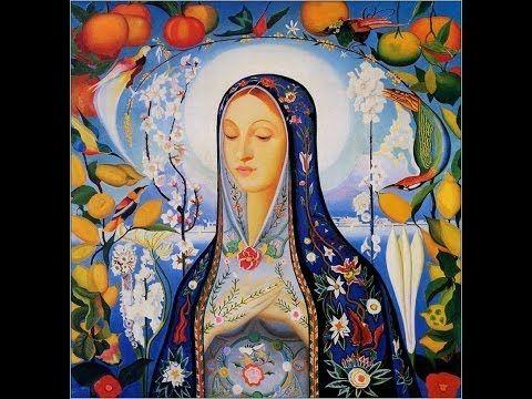▶ Hildegard von Bingen - Voice of the Living Light - YouTube
