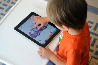 iPad apps for speech and language