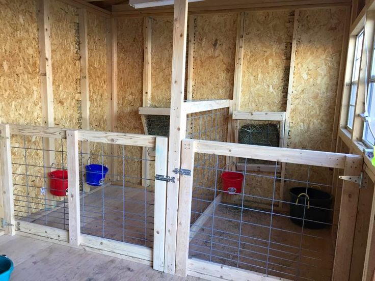 So recently my son and I built birthing stalls for our goats that will be kidding soon. I have been putting the project off and had no...