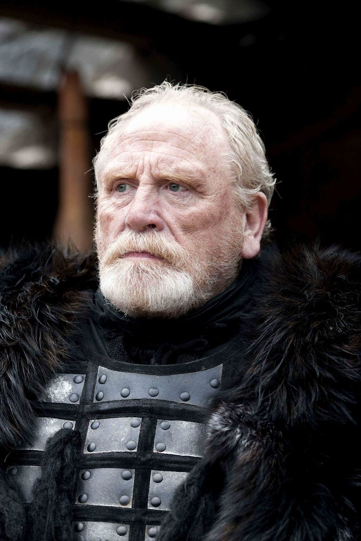 "Jeor Mormont is a major character in the second and third seasons. He initially appeared as a recurring character in the first season and debuted in ""Lord Snow."" He is played by starring cast member James Cosmo. Jeor Mormont is the Lord Commander of the Night's Watch, and is the father of the exiled knight Jorah Mormont. He leads a great expedition ranging north of the Wall to investigate rumors of Free Folk amassing and White Walkers being sighted. He is killed at Craster's Keep by his…"