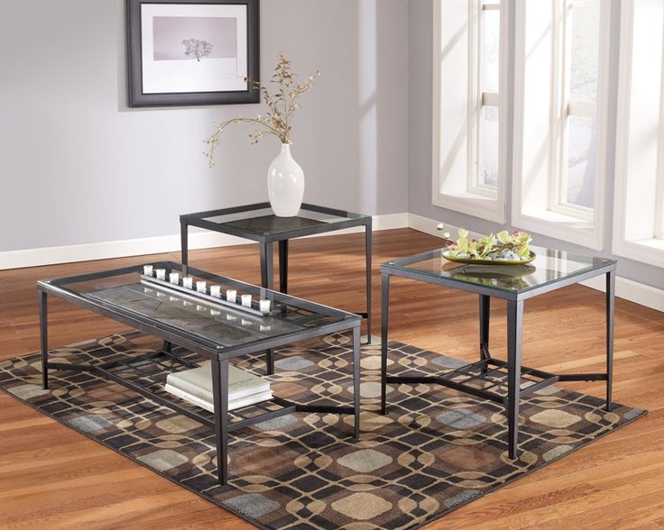Get Your Calder   Occasional Table Set (Set Of At Price Busters Furniture,  Baltimore MD Furniture Store.