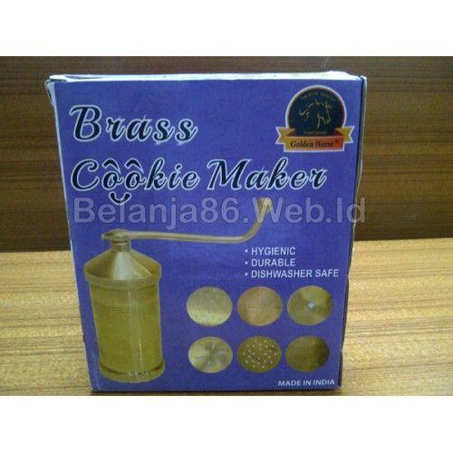 Golden Horse Brash Cookie Maker