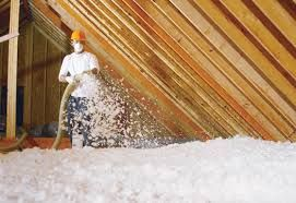 Blown-In Insulation - With blown-in insulation, you can expect an R-value of 2.2 to 2.7 per inch for fiberglass and between 3.2 and 3.8 per inch of cellulose. If you have questions about blown-in vs. batt insulation or about insulation removal and/or installation for your home or building, we're here to help.