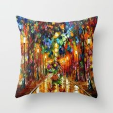 zelda light Throw Pillow