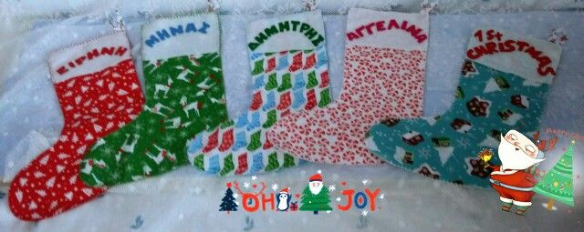 Santa s sockings