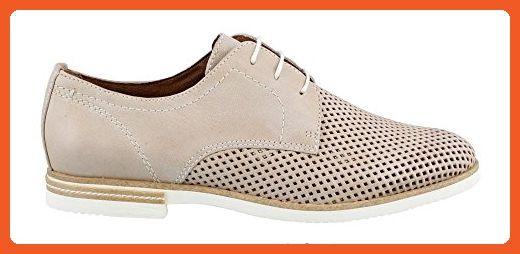 Women's Tamaris, Vanni 8 Lace up Shoes SHELL 4 M - Oxfords for women (*Amazon Partner-Link)