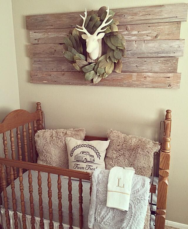 The Life of Two Texans: Baby Boy Nursery - Rustic Inspired Liapela.com