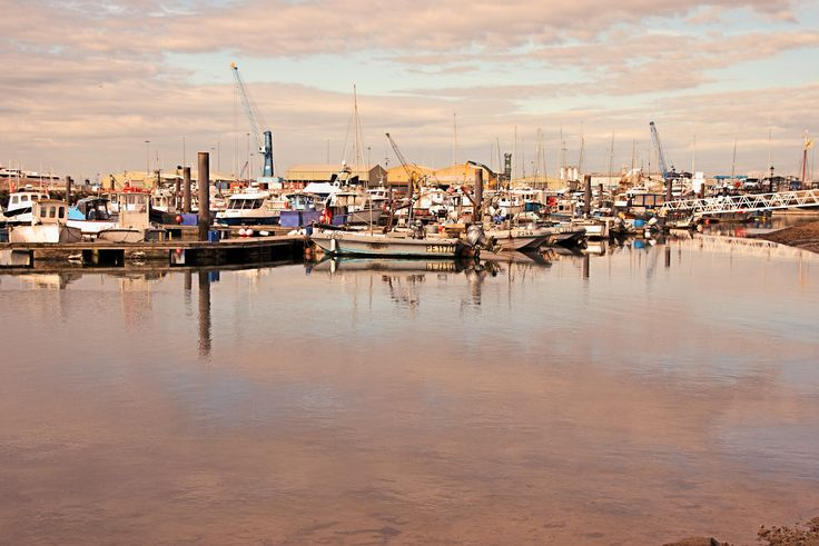 Fishing boats, Poole, Dorset