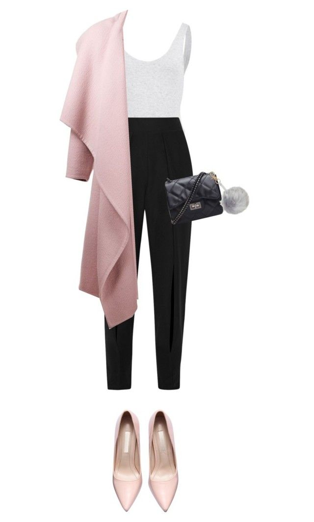 """""""Untitled #469"""" by isabellakongerskov ❤ liked on Polyvore featuring Jonathan Simkhai, Chloé, women's clothing, women, female, woman, misses and juniors"""