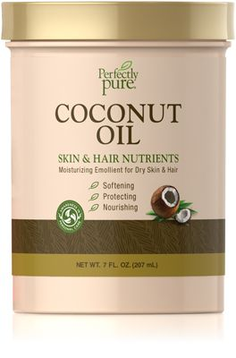 Coconut Oil 7 oz  Oil / Item# 0021052902 $12.00