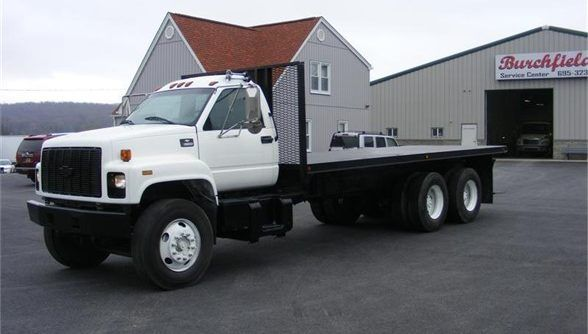 chevrolet flatbed truck for sale