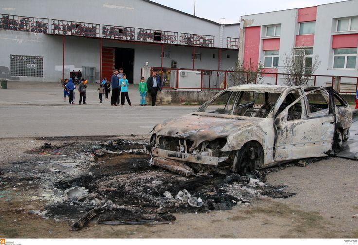 ΛΑΘΡΟΜΕΤΑΝΑΣΤΕΣ-ΩΡΑΙΟΚΑΣΤΡΟ:Έσπασαν-Έκαψαν-Βιαιοπράγησαν.Θα απελαθούν ή η Σαρία είναι υπεράνω των νόμων;;;;