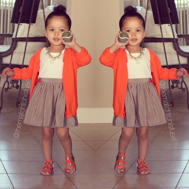 When I have children one day, they will be classy :)
