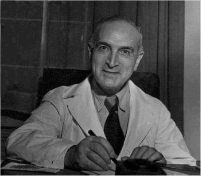 Ernst Gräfenberg (September 26, 1881 in Adelebsen near Göttingen, Germany – 28 October 1957 in New York City, United States) was a German-born physician (medical doctor) and scientist. He is known for developing the intrauterine device (IUD), and for his studies of the role of the woman's urethra in orgasm.