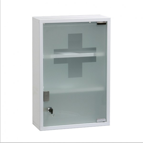 armoire 224 pharmacie translucide premiers secours discount roll 233 co 30x12x45cm 42 rc