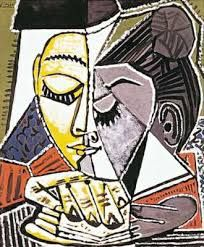 Image result for picasso style portraits
