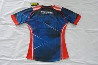 Malaysia National Team 2016 Jersey Rugby Shirt [E873]