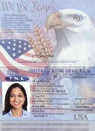 Image Result For Unites States Passport Pages History
