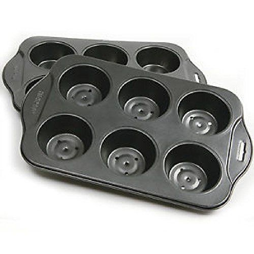 4673 2 Pc Mini Meatloaf Cupcake Muffin Pan >>> Be sure to check out this awesome product.