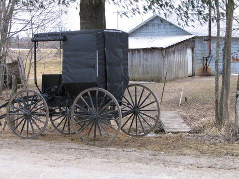 Swartzentruber buggy in front of a Swartzentruber schoolSwartzentrub Amish, Amish Life, Amish Culture, Amish Country, Amish Stuff, Amish Pictures, Amish Fetish, Amish Living, Amish Simple