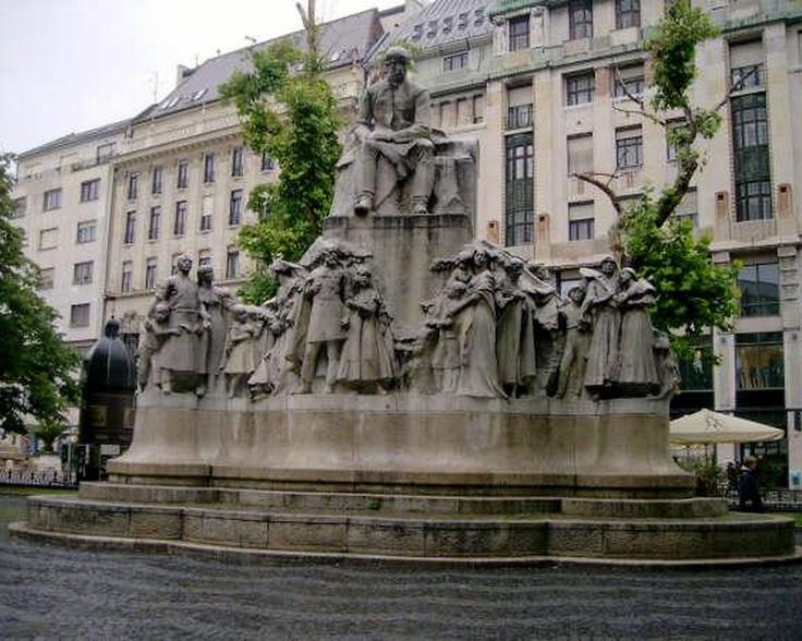 Vaci utca, Budapest