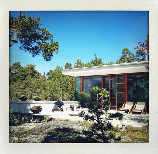 Stunning architecture in the swedish archipelago (Argark)