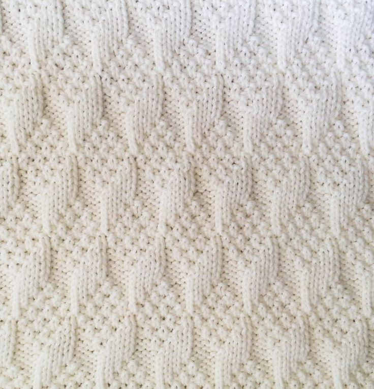 Magnificent Cable Knit Baby Blanket Pattern Motif - Easy Scarf ...