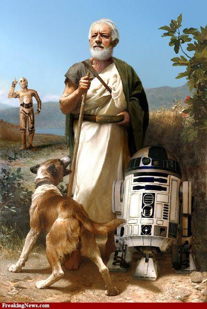St. Obi Wan Kenobi