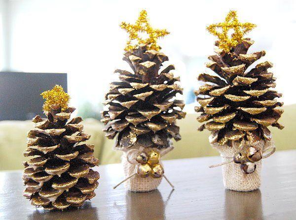 Marvelous Christmas Tree Cone #1: C0e619edcd31290028211783f9336143--pine-cone-christmas-tree-christmas-holidays.jpg