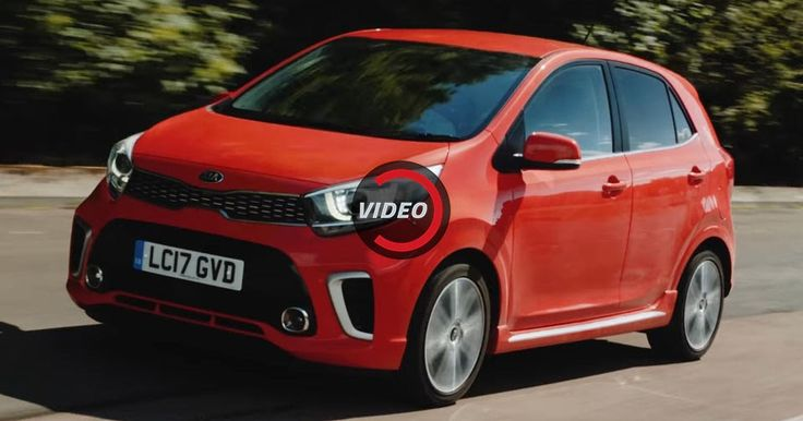 New Kia Picanto Is A Small Car With A Big Personality #Kia #Kia_Picanto