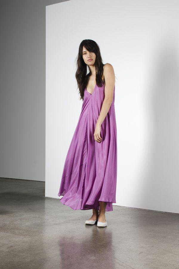 Julee Cruise dress - lilac