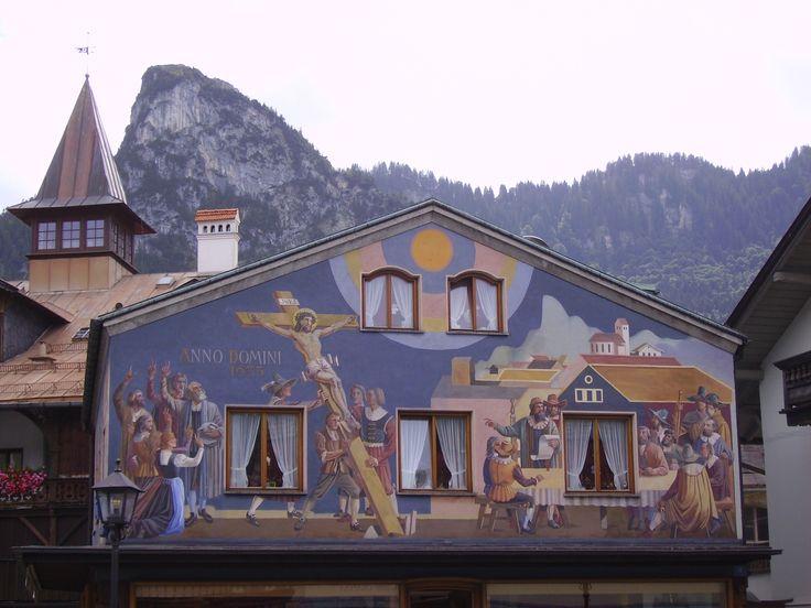 oberammergau germania