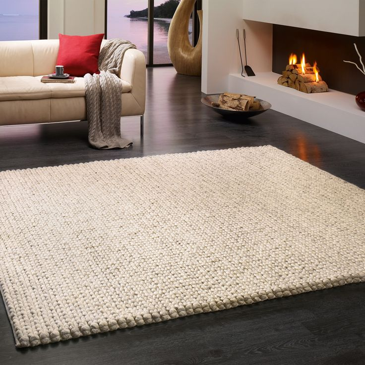 195 best Teppiche carpets images on Pinterest Carpets, Rugs and - teppich wohnzimmer beige