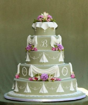 Cakes by Linda - Wedding Cake Pictures