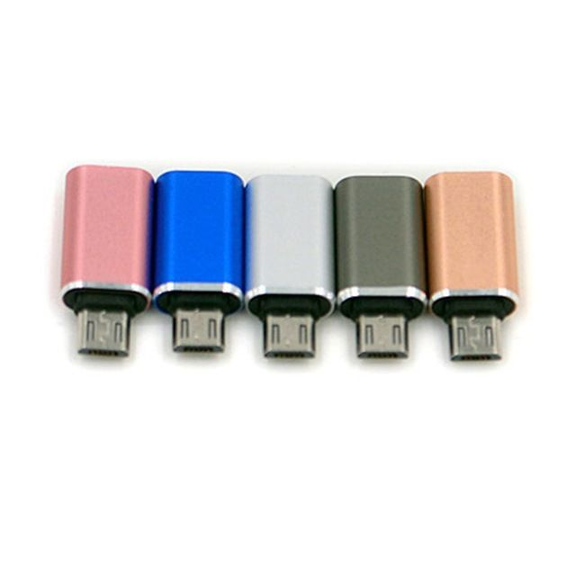 High Quality 1pcs Usb 3 1 Usb C Type C Female To Micro Usb Male