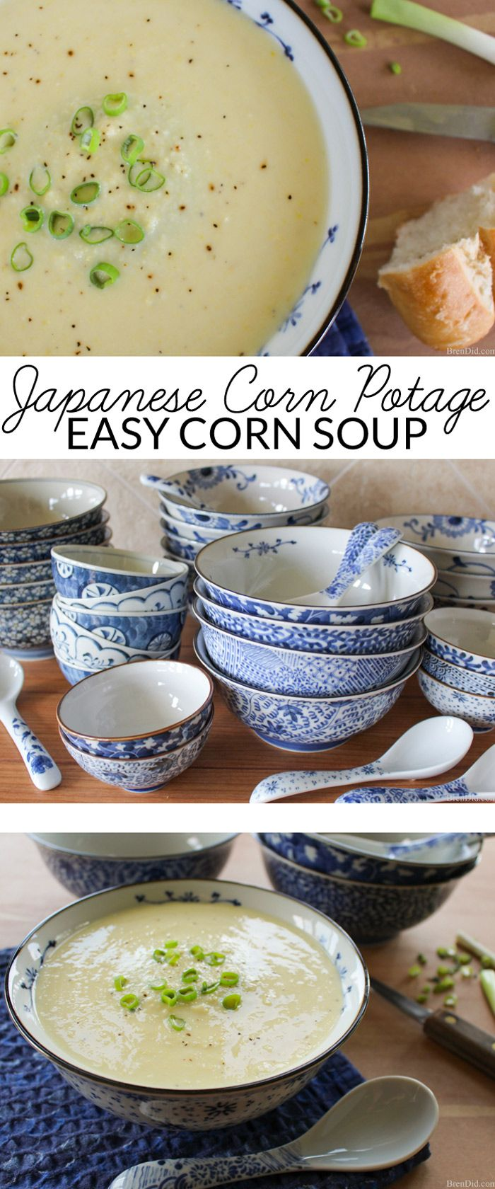 3684 best slow cooker recipes for real food lovers images on japanese corn potage recipe easy corn soup forumfinder Image collections