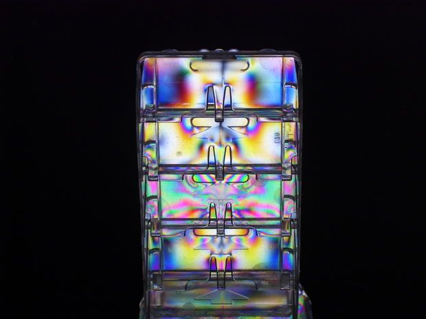 Picture of Capture the Ethereal Beauty of Everyday Objects Using Polarized Light.