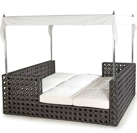 Garden Furniture Bed best 25+ outdoor beds ideas on pinterest | outdoor furniture
